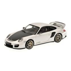 MINICHAMPS 100069400 PORSCHE 911 GT2 RS - 2011 - BLANCHE