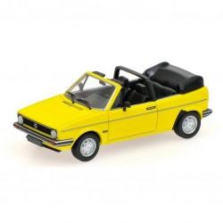 MINICHAMPS 400055130 VOLKSWAGEN Golf 1 Cabriolet 1980 1.43