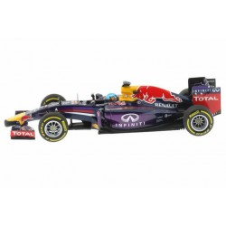 MINICHAMPS 410140001 INFINITI RED BULL RACING RB10 2014 VETTEL 1.43