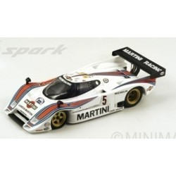 LANCIA LC2 Winner 1000km Spa 1985 M. Bal