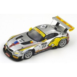 SPARK SB015 BMW Z4 24H SPA 2011 N°40 POLE POSITION