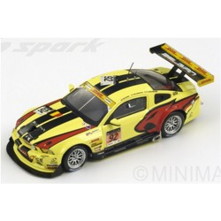 SPARK SB020 FORD MUSTANG FR500 24H SPA 2011 N°92