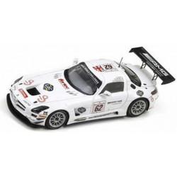 SPARK SB048 MERCEDES SLS AMG GT3 N°62 24H Spa 2013 O